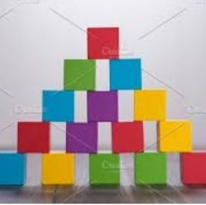 Stack up cubes